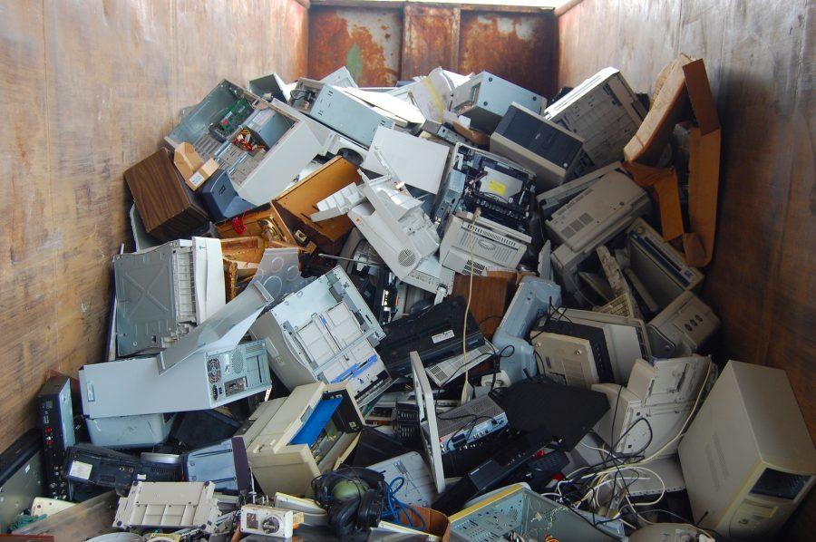 Sampah Elektronik (E-waste) Menjadi Ancaman