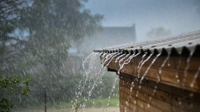 Gambar 1. Hujan