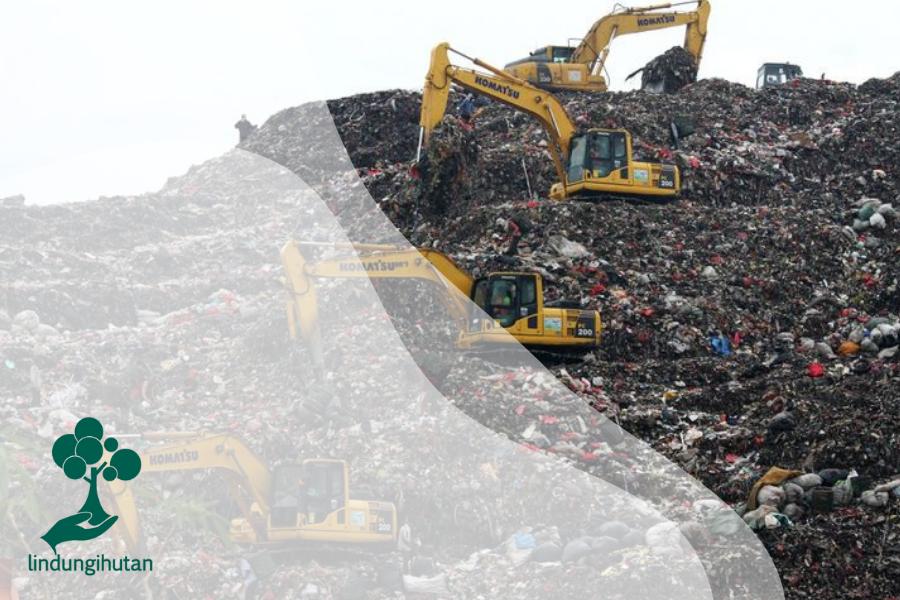 Dampak Buruk Lingkungan dari Keberadaan TPA