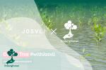 One to Tree #withJosvli, Upcycling Limbah untuk Bumi