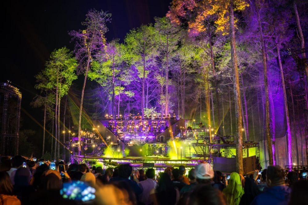 Gambar 2. Forestra Festival