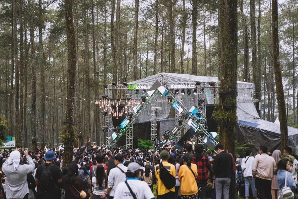 Gambar 1. LaLaLa Festival