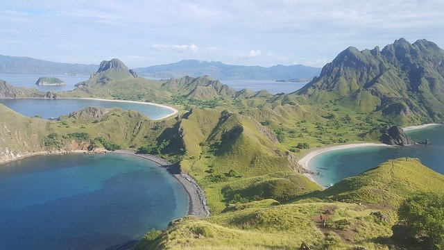 Pulau Padar -© Pixabay.com