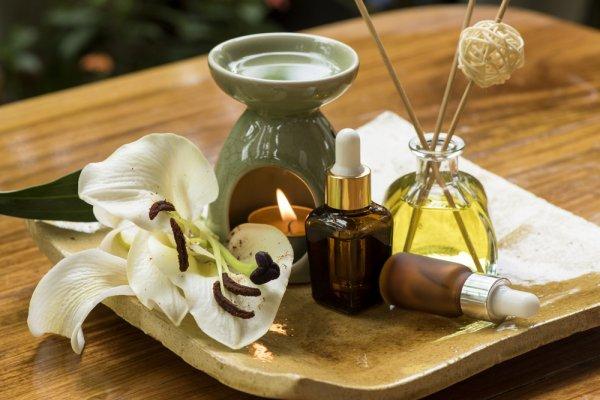 Salah Satu Cara Penggunaan Aromaterapi