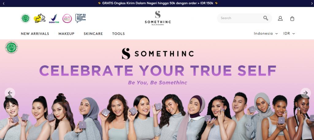 Website Milik Somethinc
