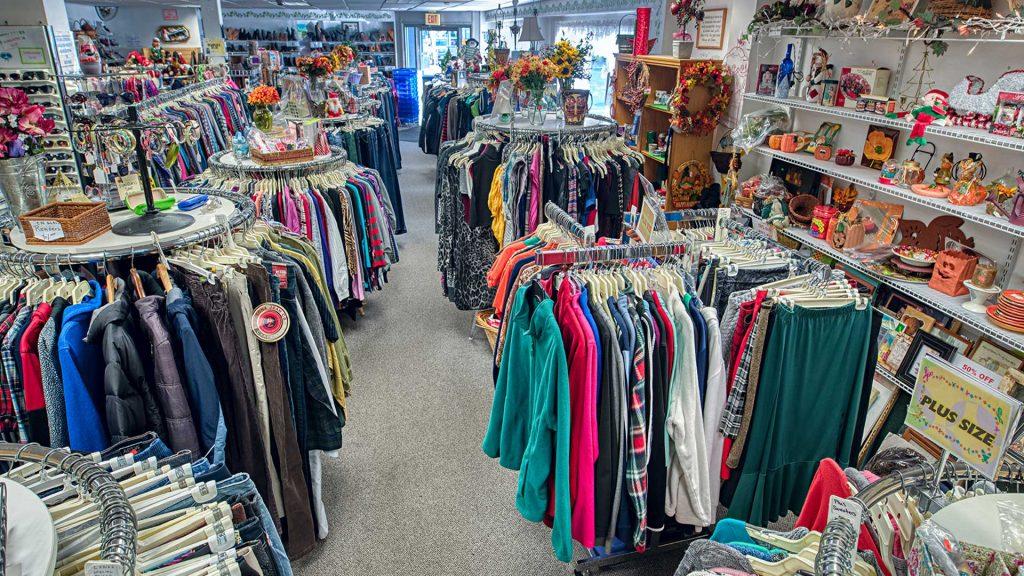Gambar 1. Thrift Store