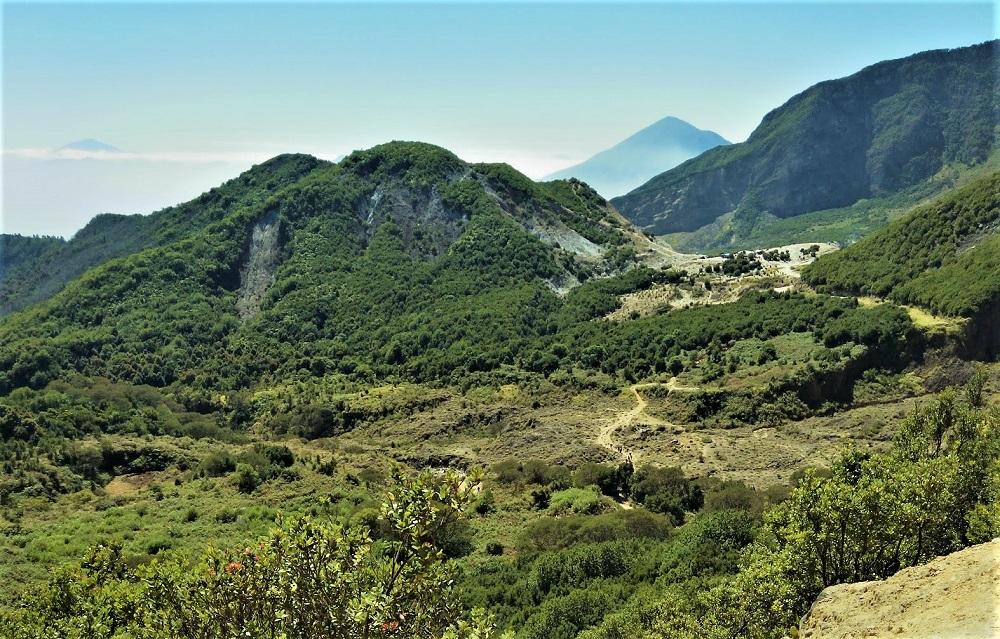Gambar 3 Kawasan Hutan Taman Nasional Ujung Kulon