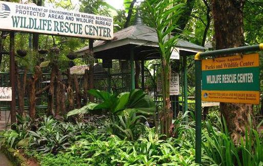Gambar 1. Kantor Wildlife Rescue Jogja