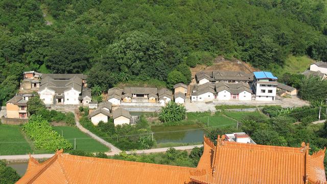 Gambar 2 Hutan Fengsui di Guangdong