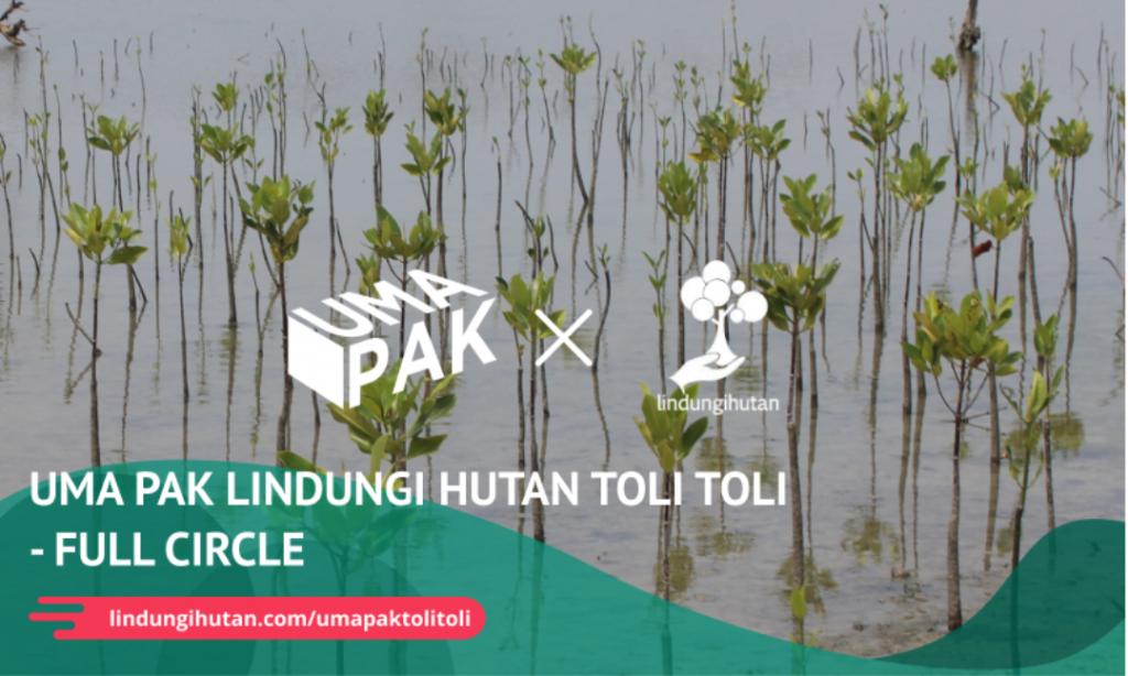 Gambar 3 Kampanye Alam UMA Untuk Hutan Toli-toli © LindungiHutan