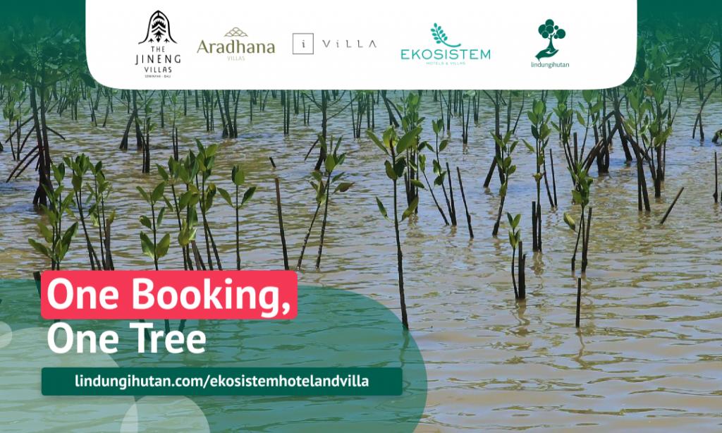Kampanye Alam Ekosistem Hotels and Villas – Wanaswara