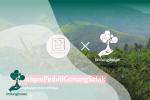 Rentique Peduli Gunung Salak: Kampanye Alam
