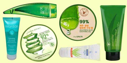 Produk Kosmetik dari Lidah Buaya – Wanaswara