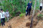 Rusaknya Hutan Sakral Baduy oleh Penambang Liar