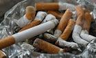 Gambar 1. Puntung Rokok