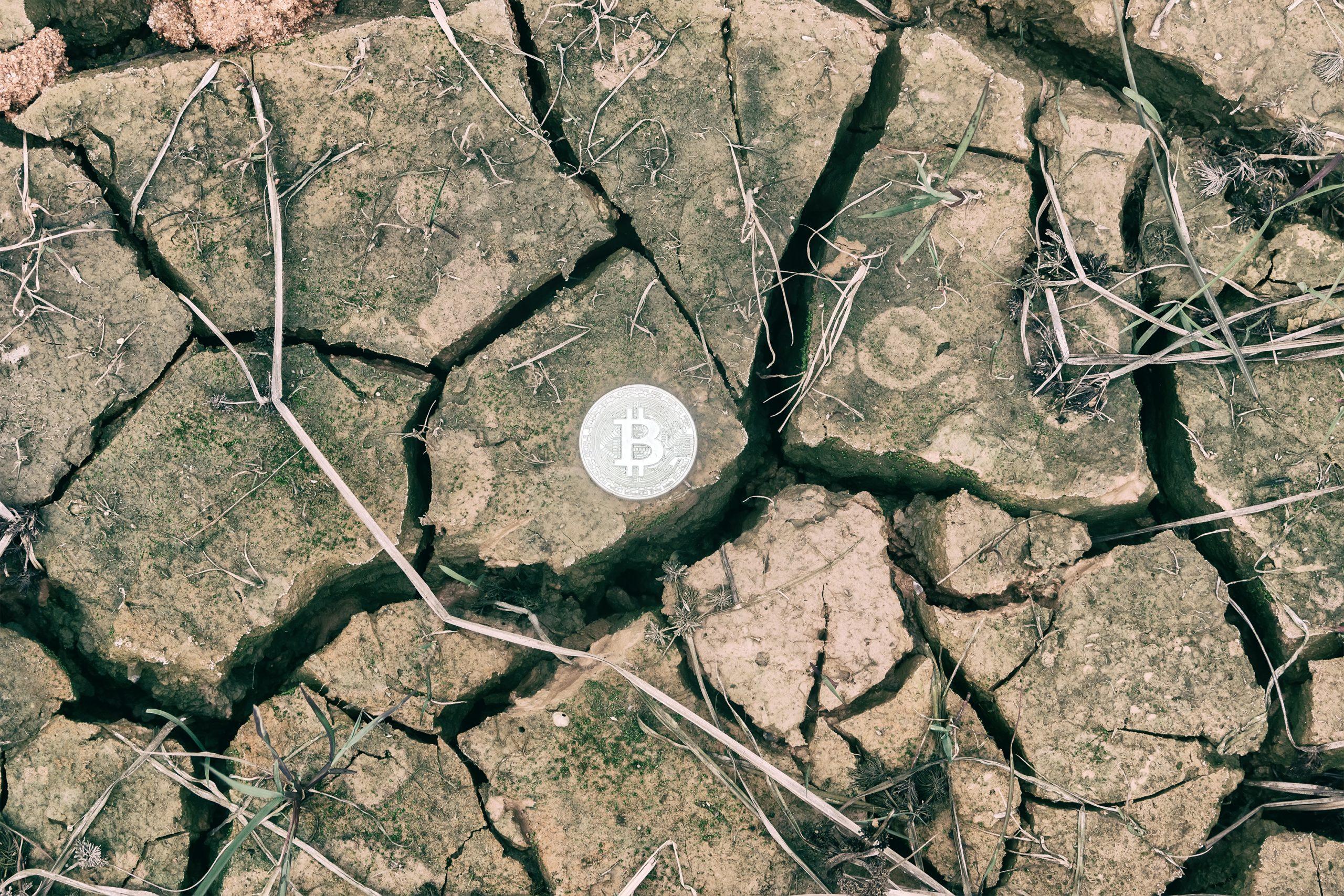 Gambar 1 Ilustrasi Bitcoin (salah satu jenis cryptocurrency)