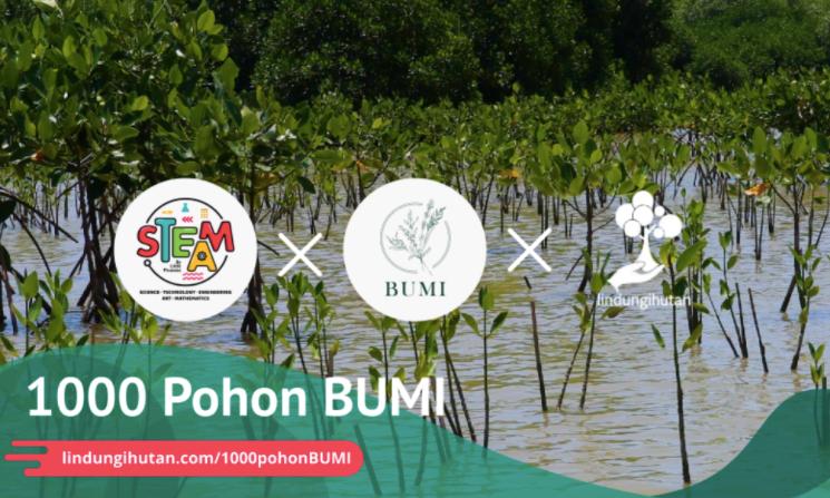 BUMI Bulk Store and Refiller x LindungiHutan