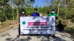 1.000 Trembesi PT. Mondelēz Indonesia Manufacturing Cikarang Plant untuk Semarang